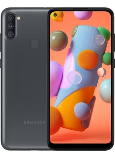 Samsung A115 Galaxy A11 Black (Türkiye Garantili) Siyah